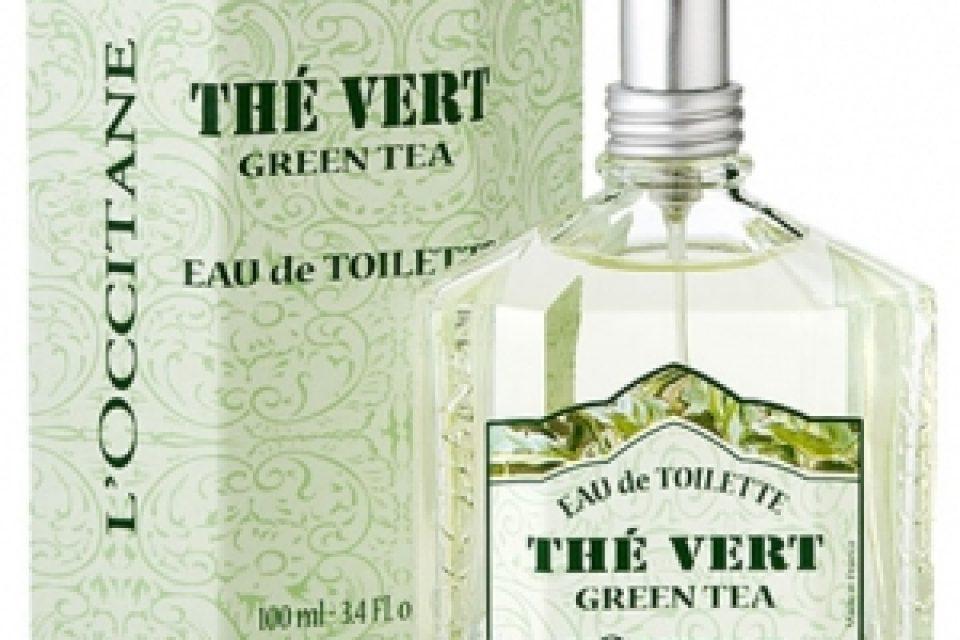 Духи с ароматом зеленого чая: ненавязчивая свежесть с легким акцентом