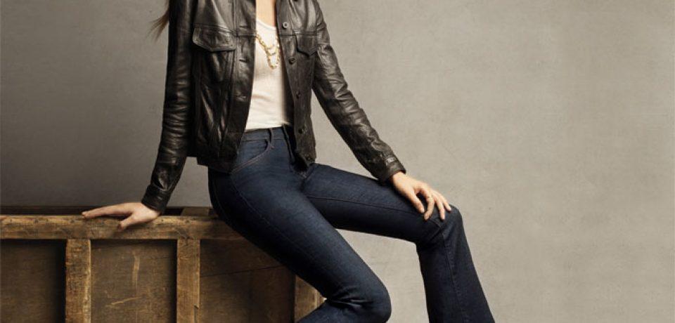 Джинсы клёш 2017: модное ретро-вдохновение