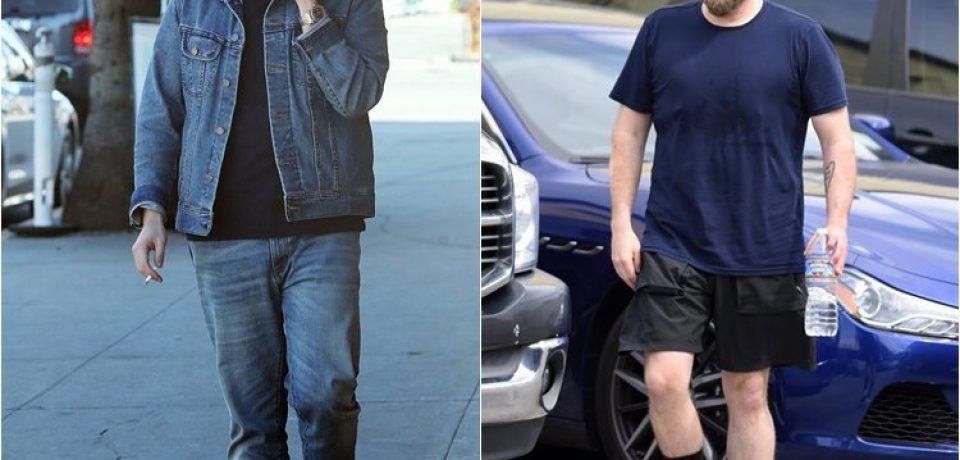 Здравствуй, стройность: Джона Хилл снова сильно похудел