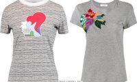 Модные женские футболки и майки 2017