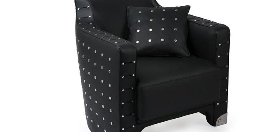 Клубное кресло Stardvst из коллекции Versace Home-2017