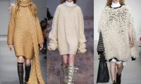 Модные женские свитера 2017-2018