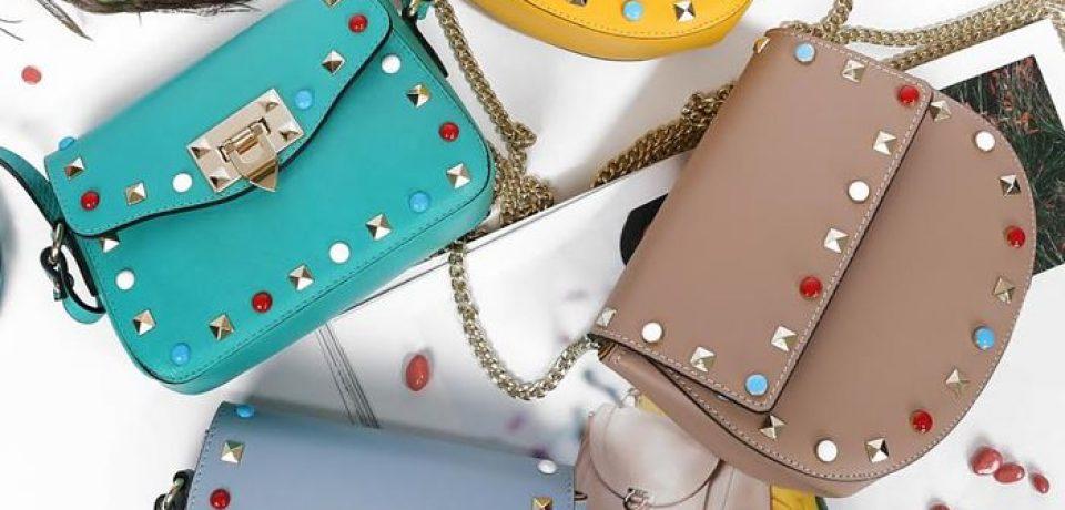 Коллекция сумок ACQUANEGRA лето 2017 в магазине Sumochka.com
