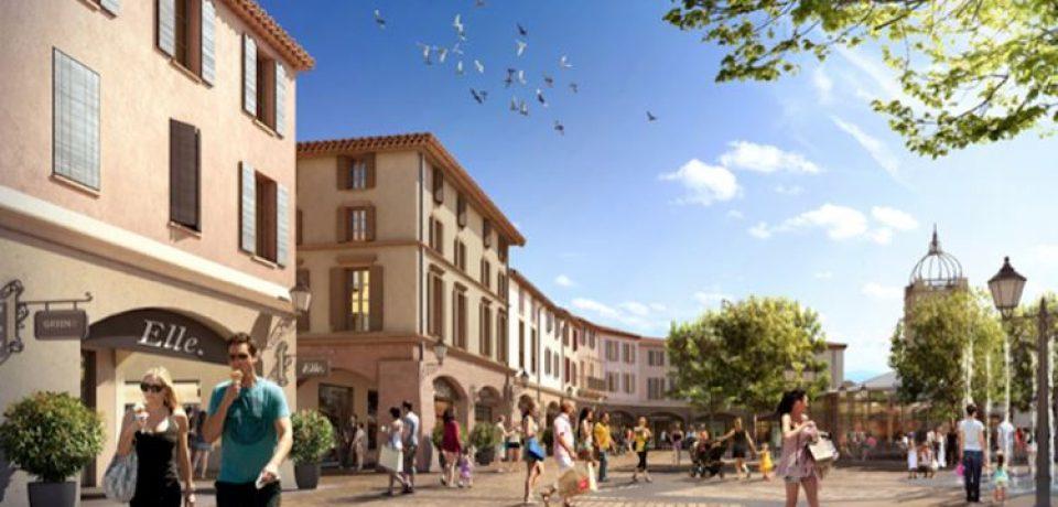 Mcarthurglen Provence — новый дизайнерский аутлет на Лазурном берегу