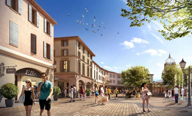 Сеть дизайнерских аутлетов McArthurGlen - Франция: Прованс