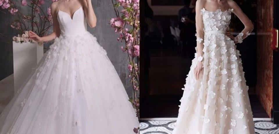 Модные свадебные платья весна-лето 2018