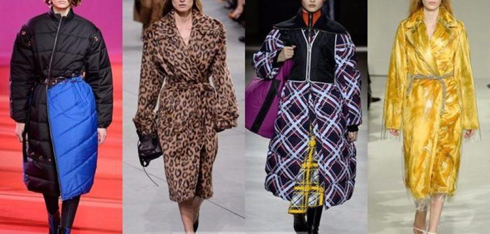 Осень-зима 2017-2018: тенденции женской моды