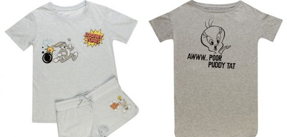 Коллекция одежды для сна ТВОЕ+Looney Tunes
