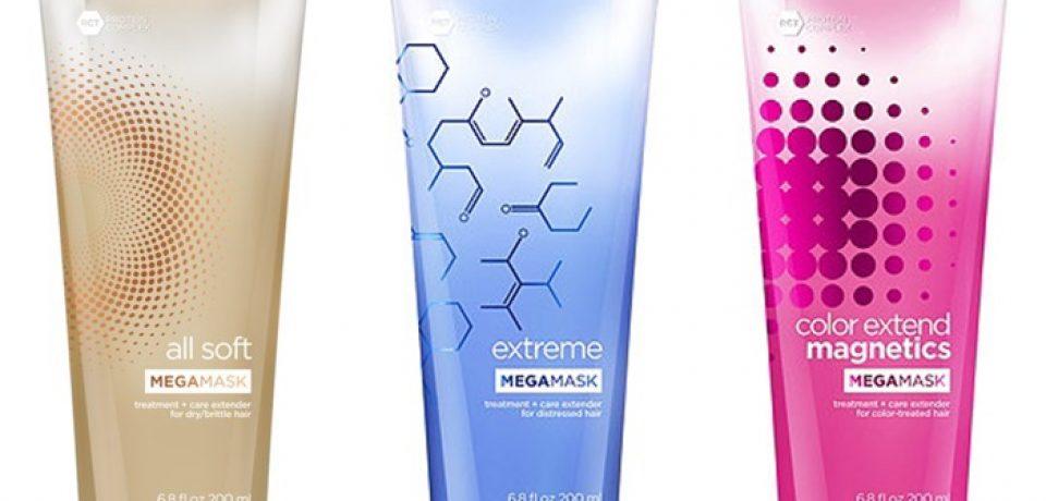 MEGA MASK – новые маски для волос от Redken