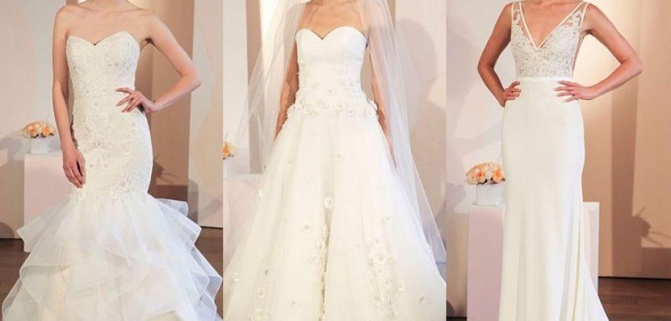 Свадебная коллекция Anne Barge весна-2018