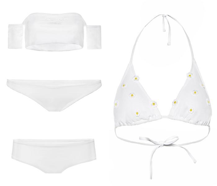 Коллекция купальников Guess х A Bikini A Day весна-лето 2017 - фото 2