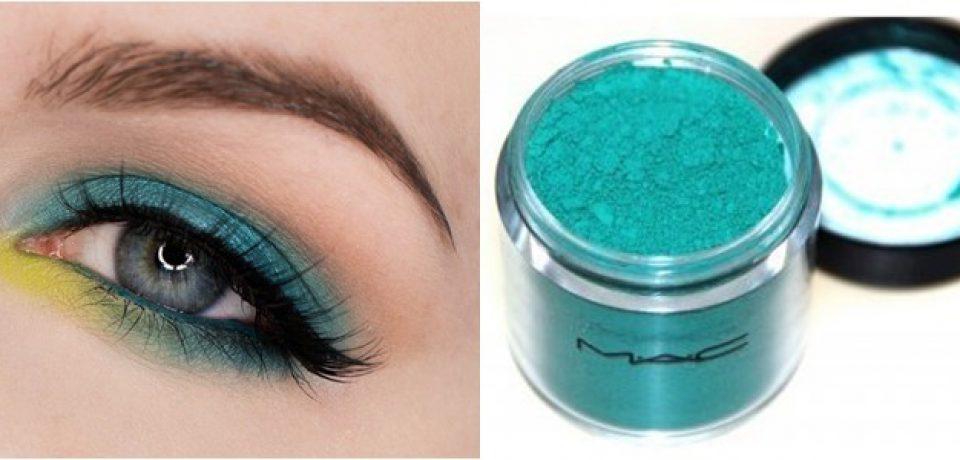 Цвет теней для зеленых глаз: макияж знаменитостей