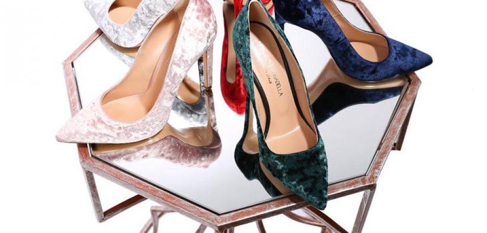 Бархатные туфли Marco Barbabella в интернет-магазине Sumochka.com