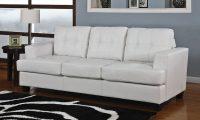 Белый диван в интерьере: идеальная чистота и визуальная гармония