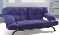 Фиолетовый диван в интерьере: роскошь и мистика в гостиной