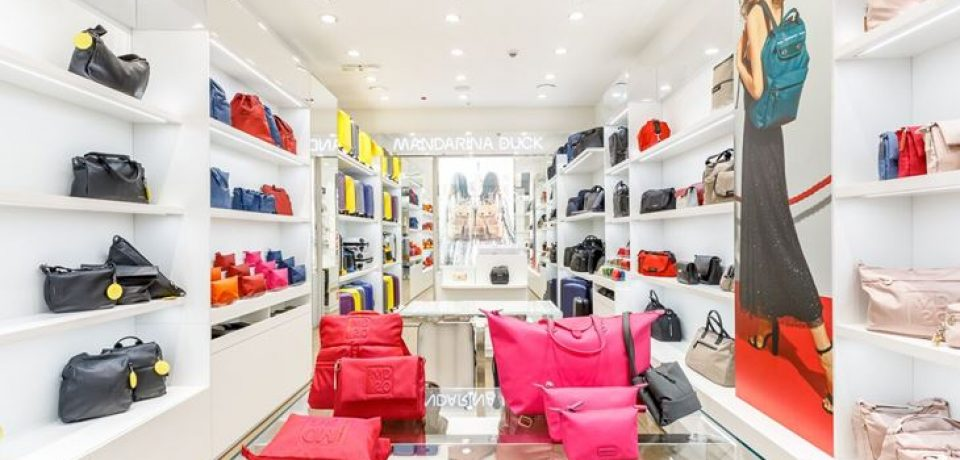 В Москве открылся флагманский бутик Mandarina Duck