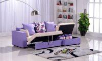 Сиреневый диван в интерьере: от лилового до лавандового