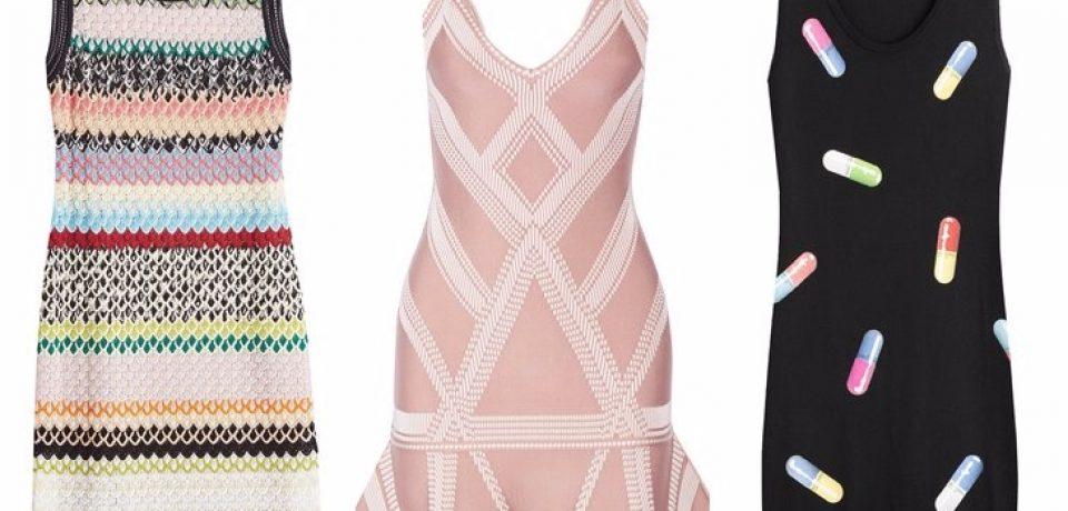 Трикотажные (вязаные) платья 2017-2018