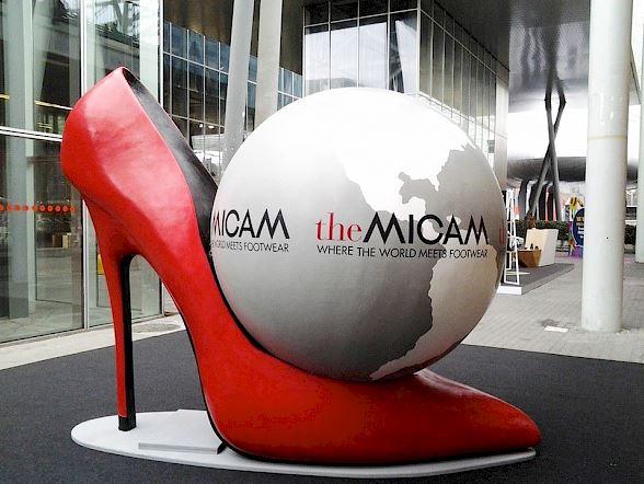 Обувная выставка MICAM  2017 в Милане