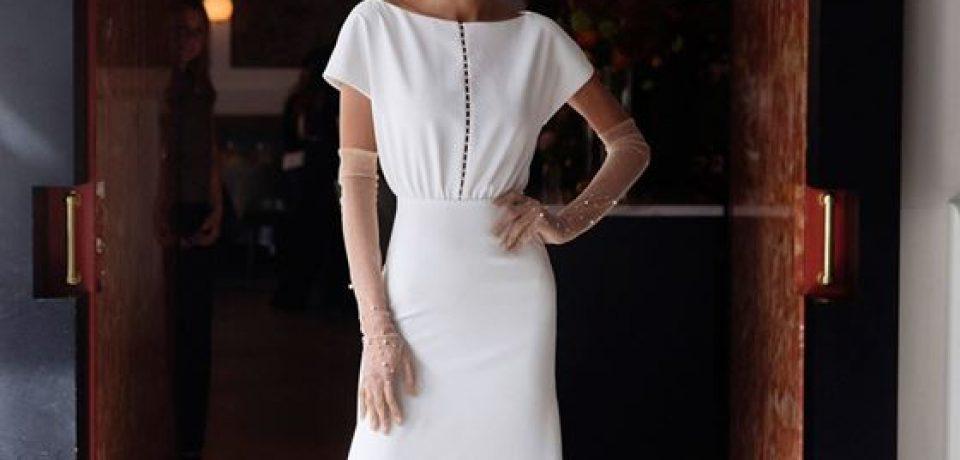 Греческие свадебные платья 2017-2018