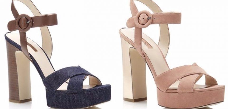 Коллекция обуви Guess весна-лето 2017