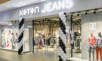 В России открылся первый флагманский бутик Koton Jeans