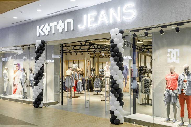 Флагманский бутик Koton Jeans в Москве