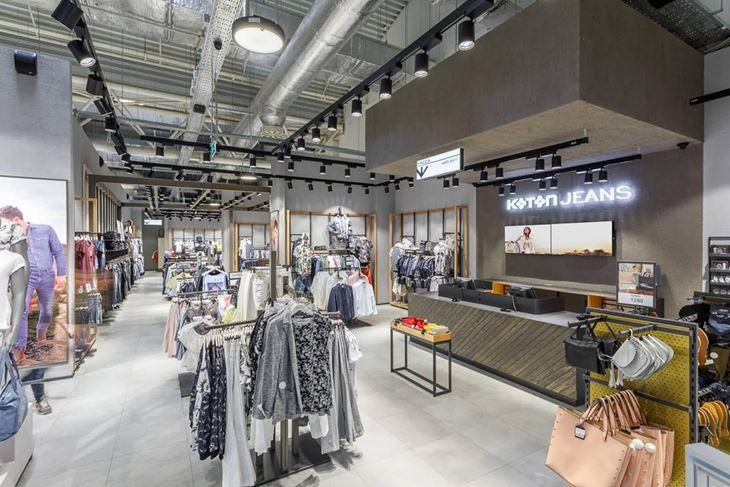 Флагманский бутик Koton Jeans в на Проспекте Вернадского