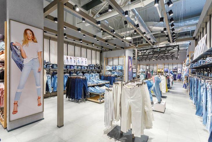 Флагманский бутик Koton Jeans в России