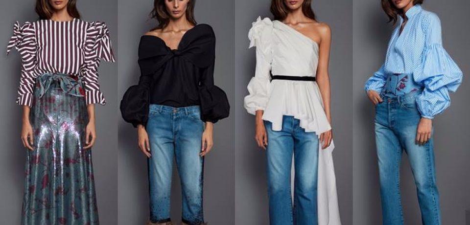 Модные блузки и рубашки осень-зима 2017-2018
