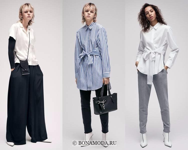 Модные блузки 2017 2018