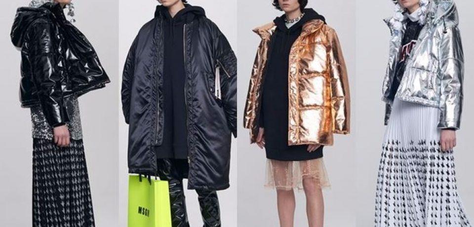 Модные женские куртки осень-зима 2017-2018