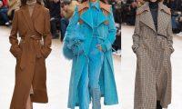 Модные женские пальто осень-зима 2017-2018