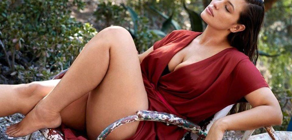 Плюс сайз модель Эшли Грэм в фотосессии Elle France