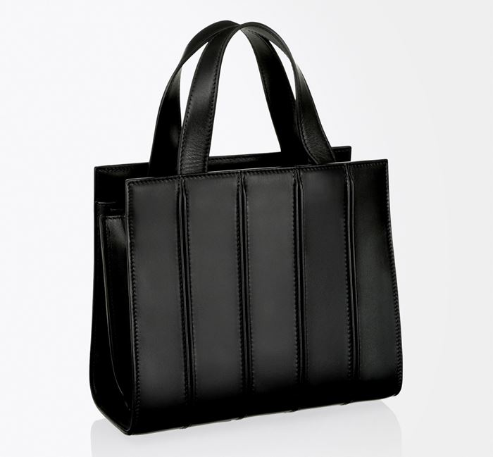 Сумки Max Mara осень-зима 2017-2018: черная маленькая Whitney Bag