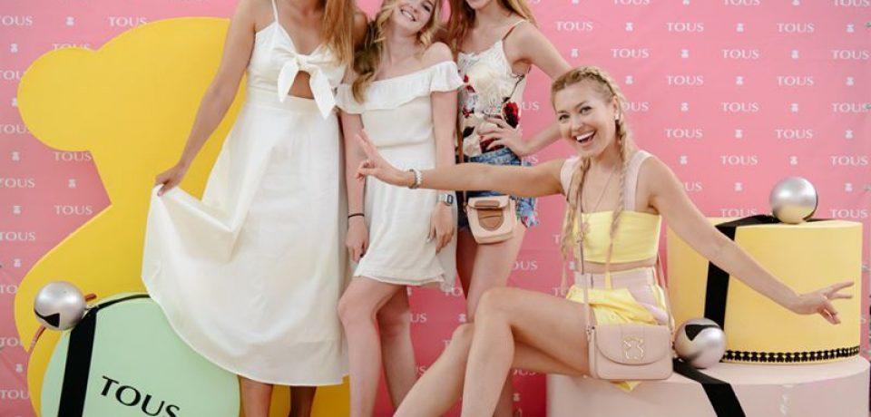 В Анапе открылся бутик ювелирных украшений TOUS