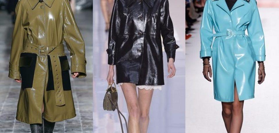 Женская верхняя одежда осень-зима 2017-2018