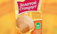 «Золотой стандарт с пряником» - пломбир в традиционном русском стиле