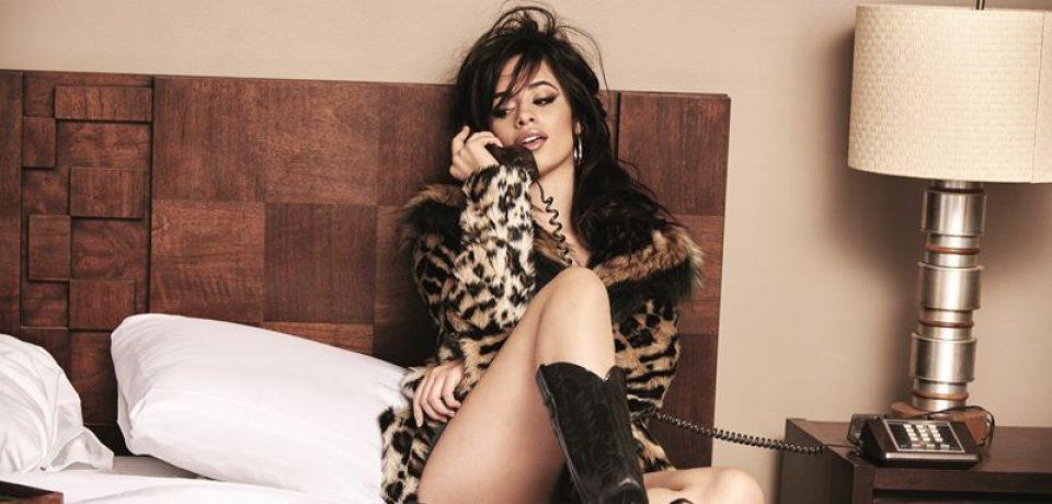 Камила Кабелло стала лицом рекламной кампании Guess Jeans осень-зима 2017-2018