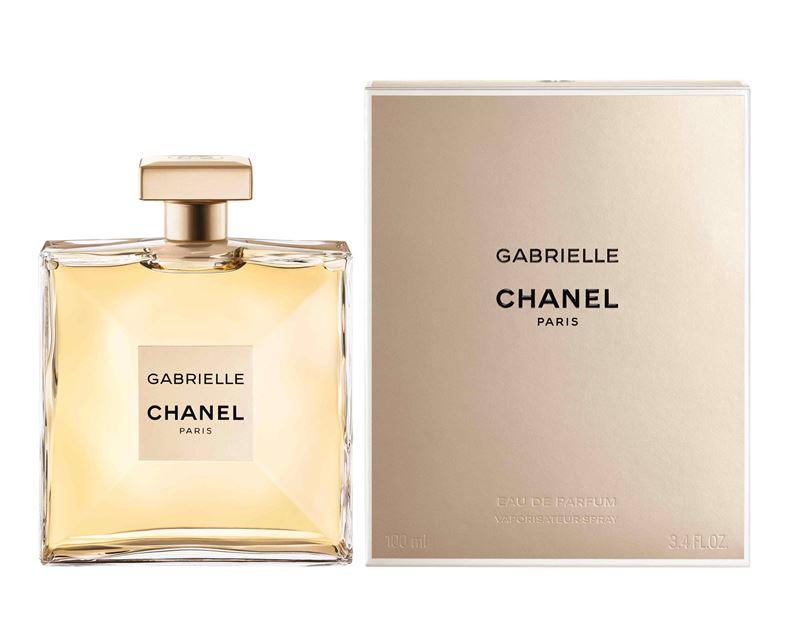 Женский аромат Gabrielle Chanel - флакон и упаковка