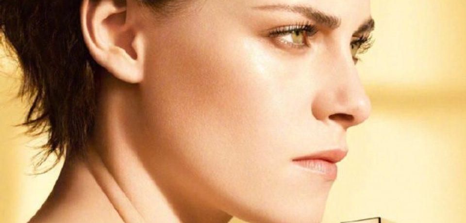 Кристен Стюарт в рекламной кампании парфюма Gabrielle Chanel