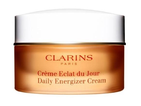 Кремы для жирной кожи: увлажняющий энергетический дневной Clarins Daily Energizer Cream