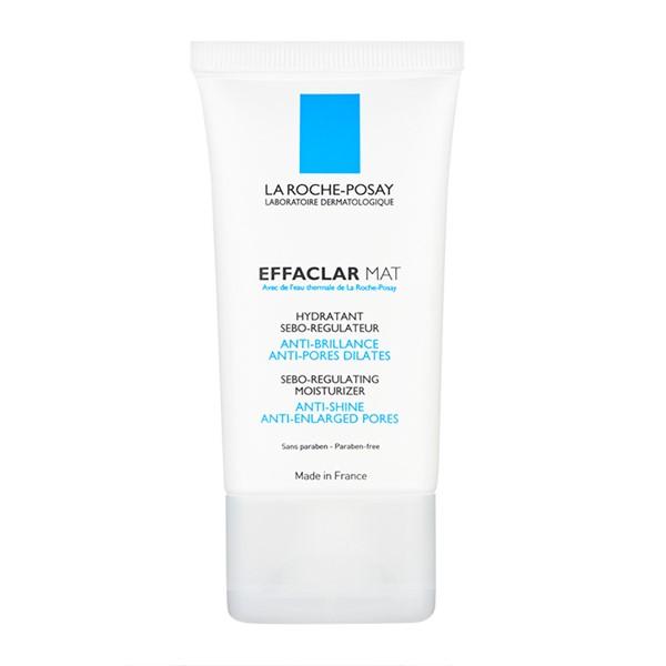 Кремы для жирной кожи: себорегулятор La Roche-Posay Effaclar Mat