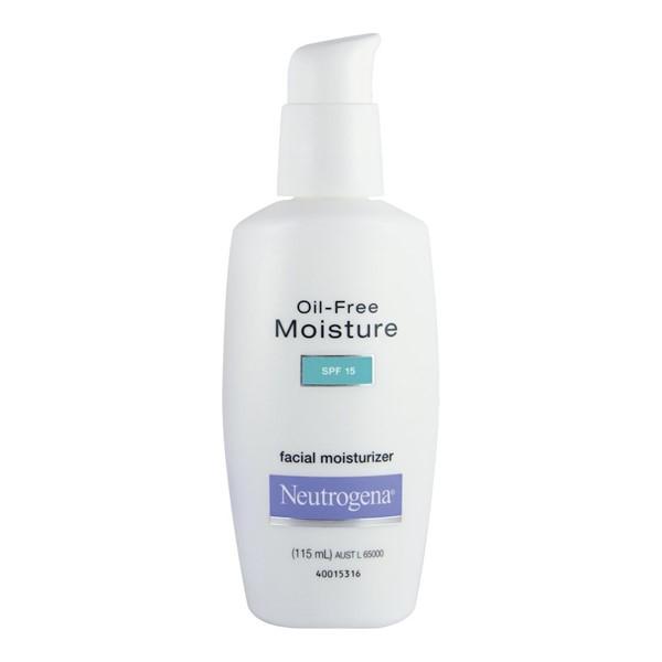 Кремы для жирной кожи: увлажняющий крем без масел Neutrogena
