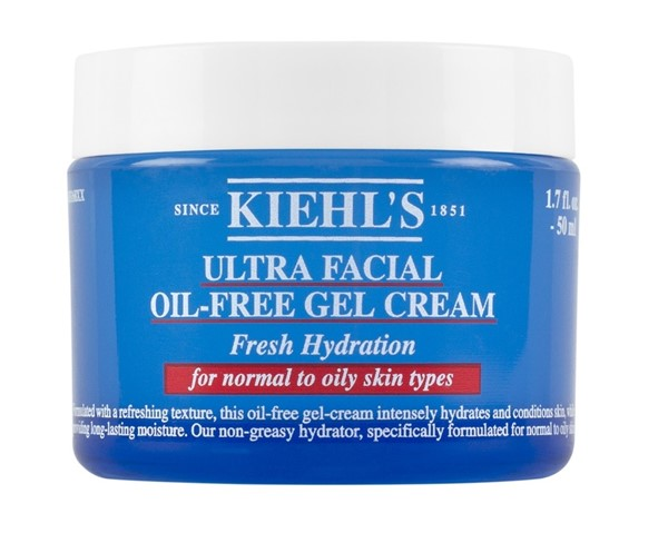 Кремы для жирной кожи: гель-крем Kiehl's без масел для всех типов кожи