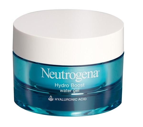 Кремы для жирной кожи: гель с гиалуроновой кислотой Neutrogena Hydro Boost