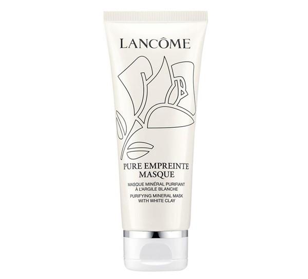 Маски для жирной проблемной кожи: Матирующая себорегулирующая маска Lancôme