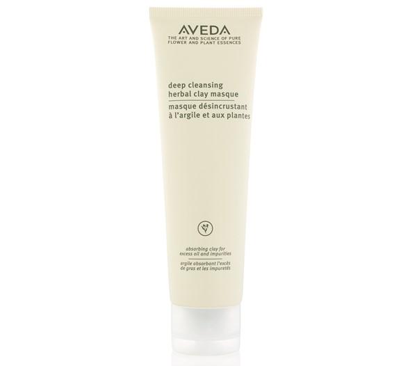 Маски для жирной проблемной кожи: Глиняно-растительная маска Aveda