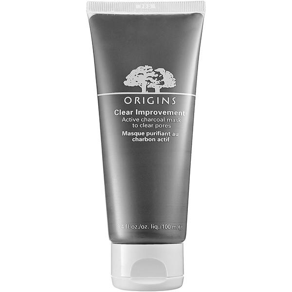Маски для жирной проблемной кожи: Очищающая маска Origins с углём
