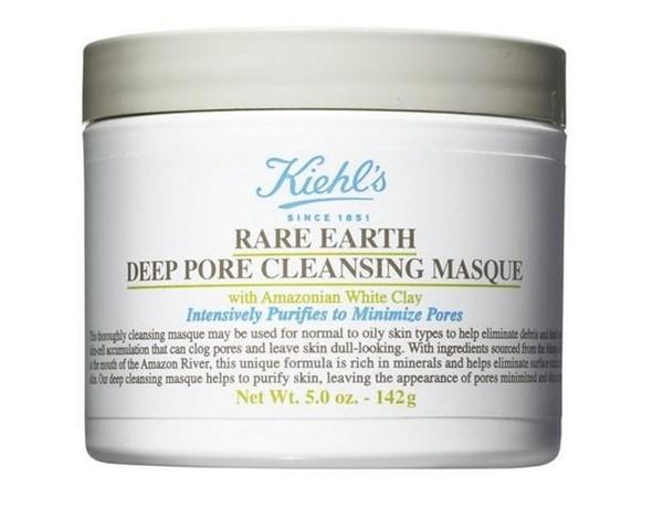 Маски для жирной проблемной кожи: Маска Kiehl's с белой глиной